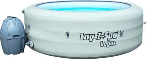 Bestway Whirlpool Lay Z Spa Vegas im Test