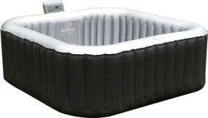 aufblasbarer whirlpool spa 158x158cm im test whirlpool. Black Bedroom Furniture Sets. Home Design Ideas