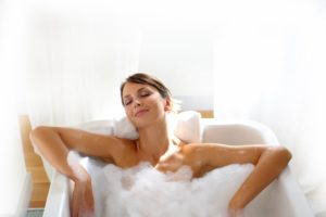Whirlpoolmatte für die Badewanne