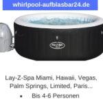 Whirlpool aufblasbar