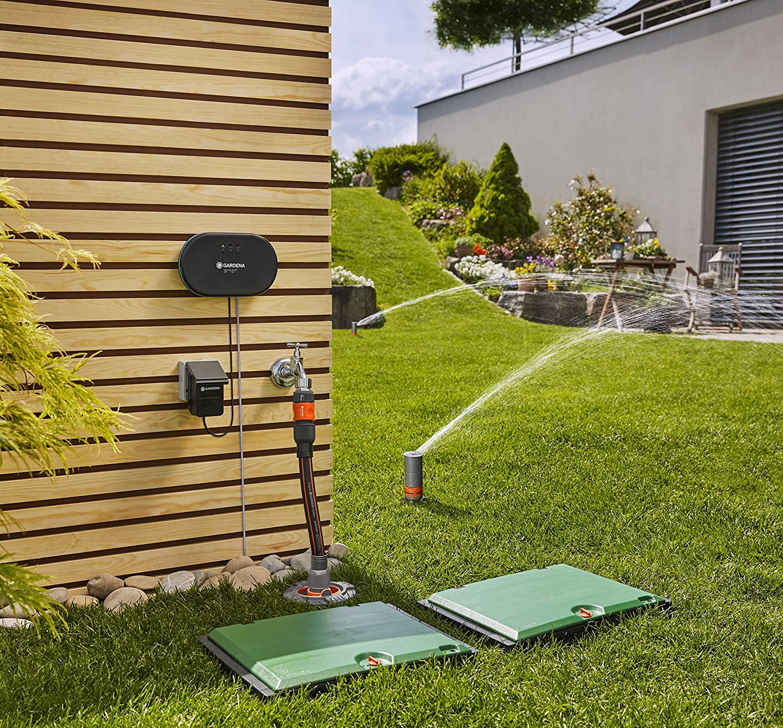 Smarte Bewässerungscomputer