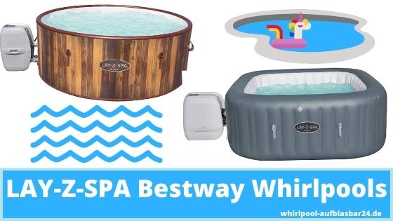 LAY Z SPA Bestway Whirlpools