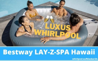 LAY Z SPA Hawaii HydroJet Pro