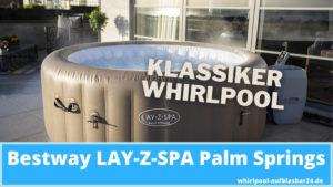 LAY Z SPA Palm Springs Whirlpool