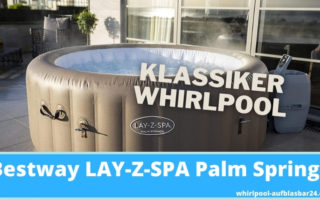LAY Z SPA Palm Springs Whirlpool