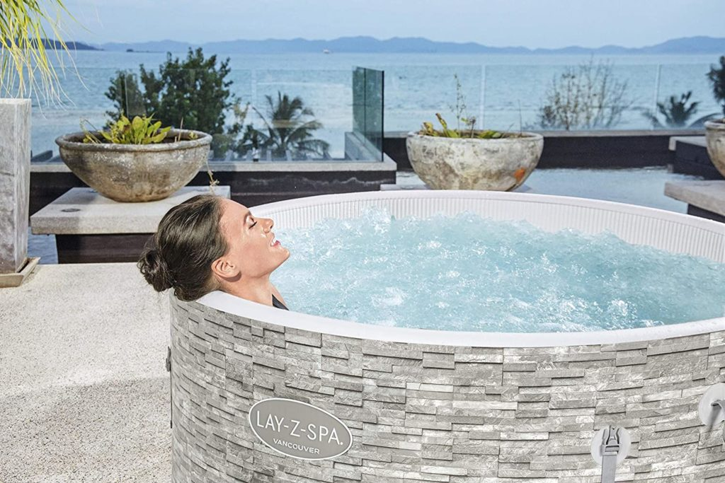 LAY Z SPA Vancouver Whirlpool Oase