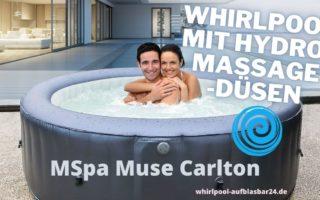 MSpa Muse Carlton Whirlpool Beitragsfoto