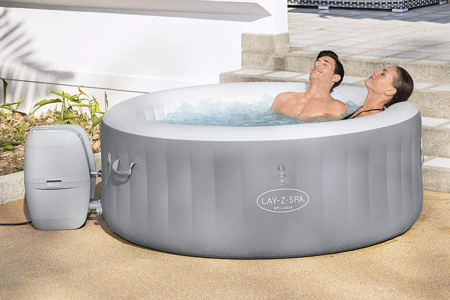 LAY-Z-SPA St Lucia