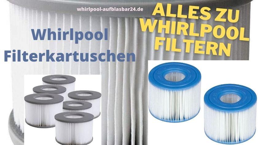 Whirlpool Filterkartuschen