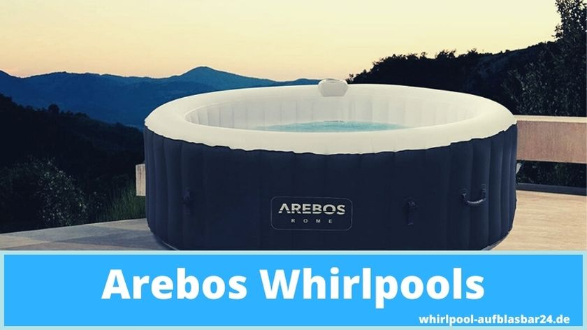 Arebos Whirlpool Beitragsfoto
