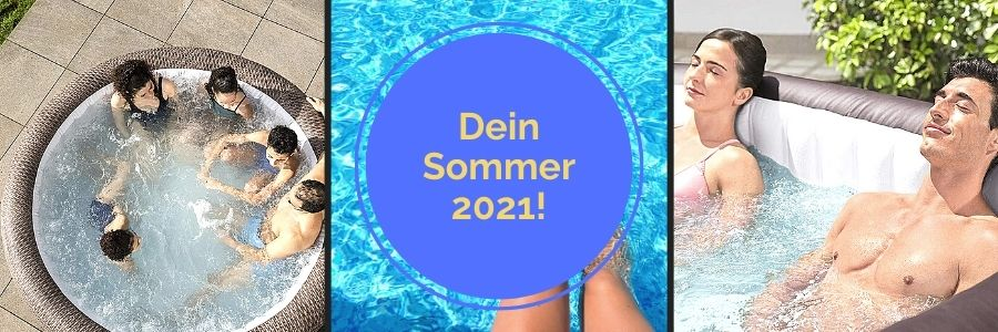 Dein Whirlpool Sommer 2021