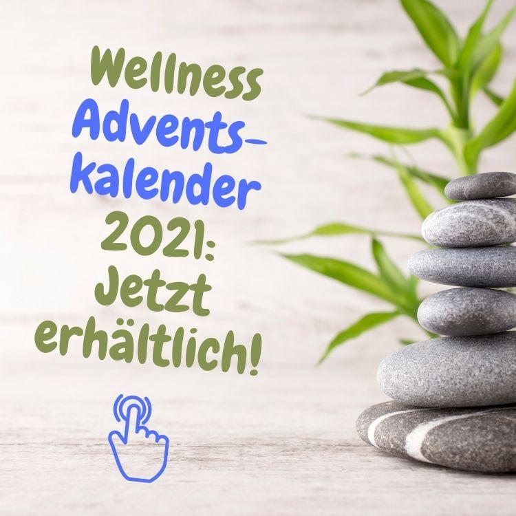 Adventskalender mit Wellness Produkten